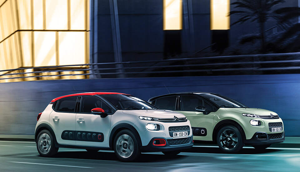 The all-new Citroën C3 is barely recognisable