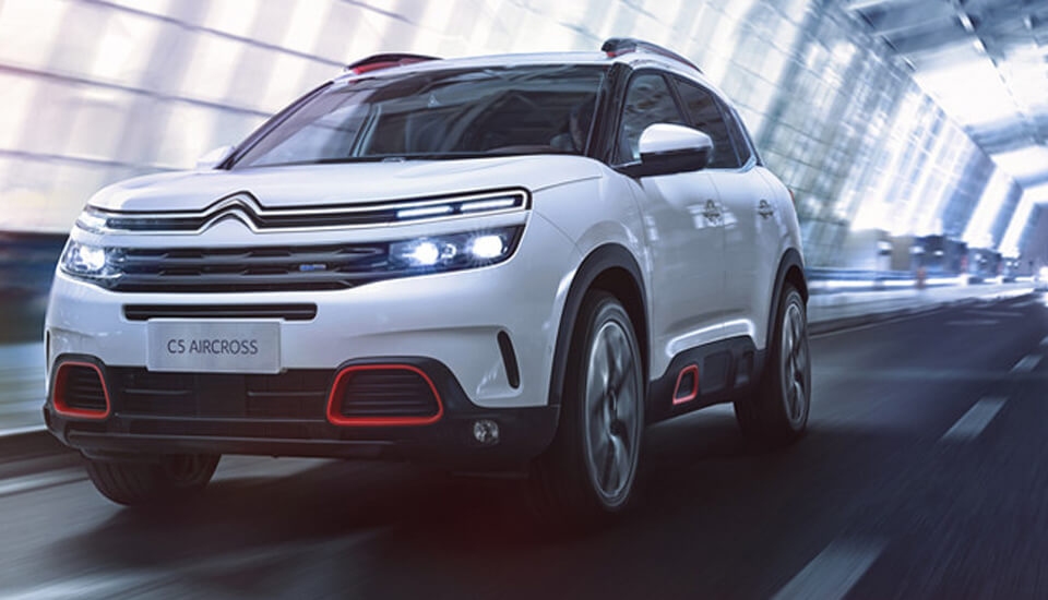 Introducing the Citroën C5 Aircross