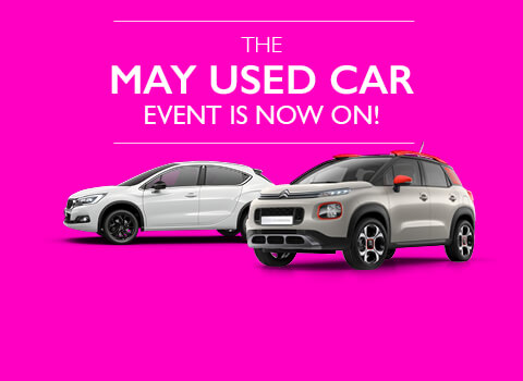 May Used Car Event