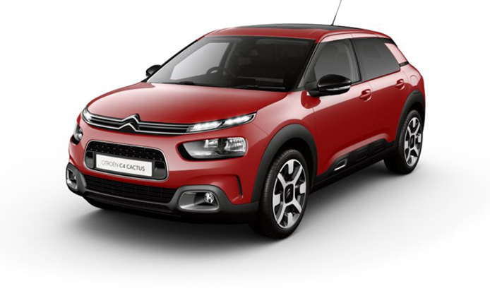 Citroën C4 Cactus Flair