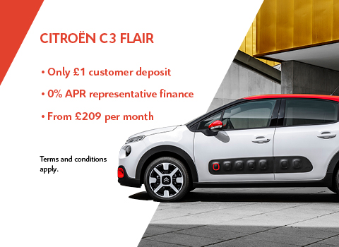 Citroën C3 Flair