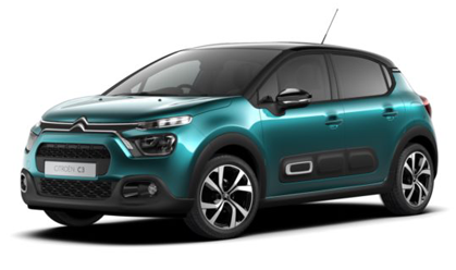 New Citroën C3 Flair Plus