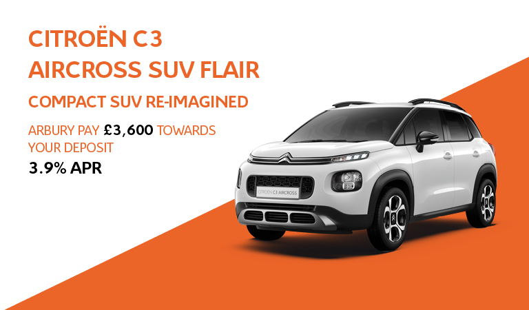 Citroën C3 Aircross SUV Flair
