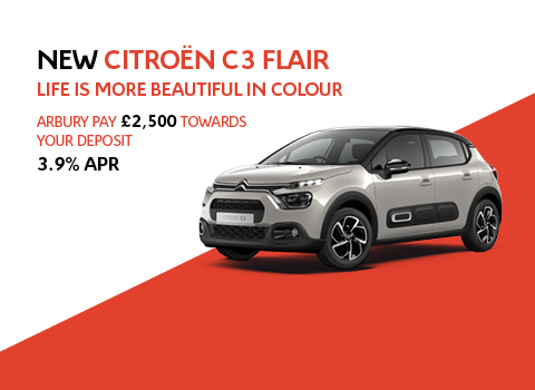 New Citroën C3 Flair