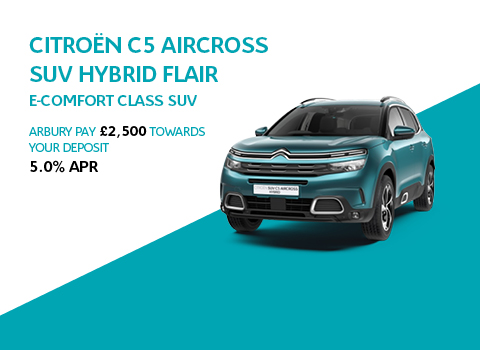 Citroën C5 Aircross SUV Hybrid Flair