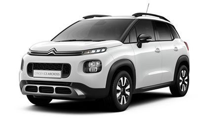 Citroën C3 Aircross SUV C-Series